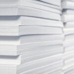 Het aanschaffen van een doos printpapier